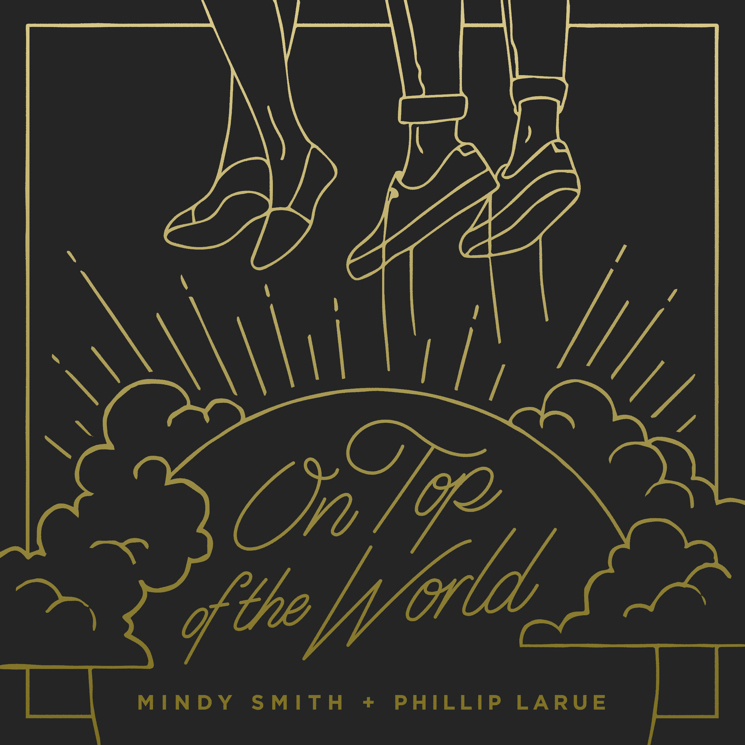 On Top of the World Album Art